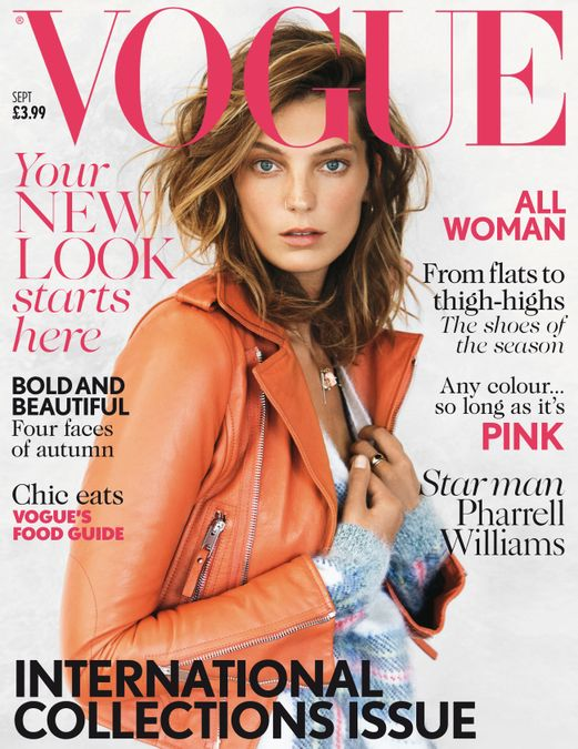 British Vogue Cover September 2013