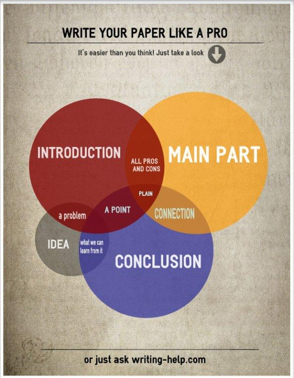 Write Your Paper Like A Pro Infographic