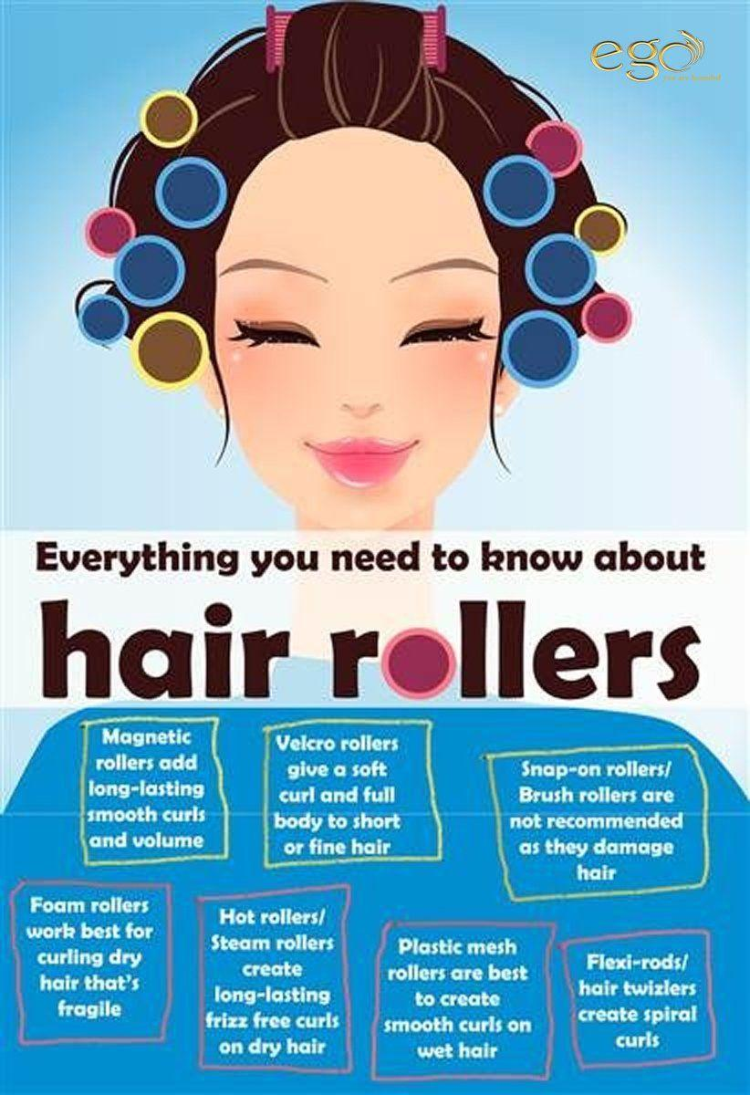 Everything You Need To Know About Hair Rollers