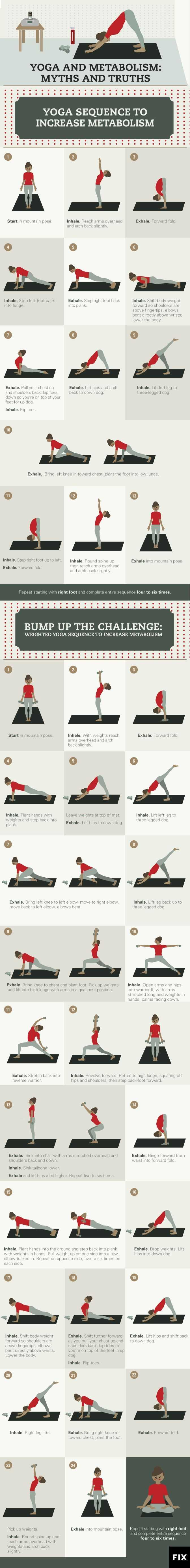 Yoga Poses To Boost Metabolism