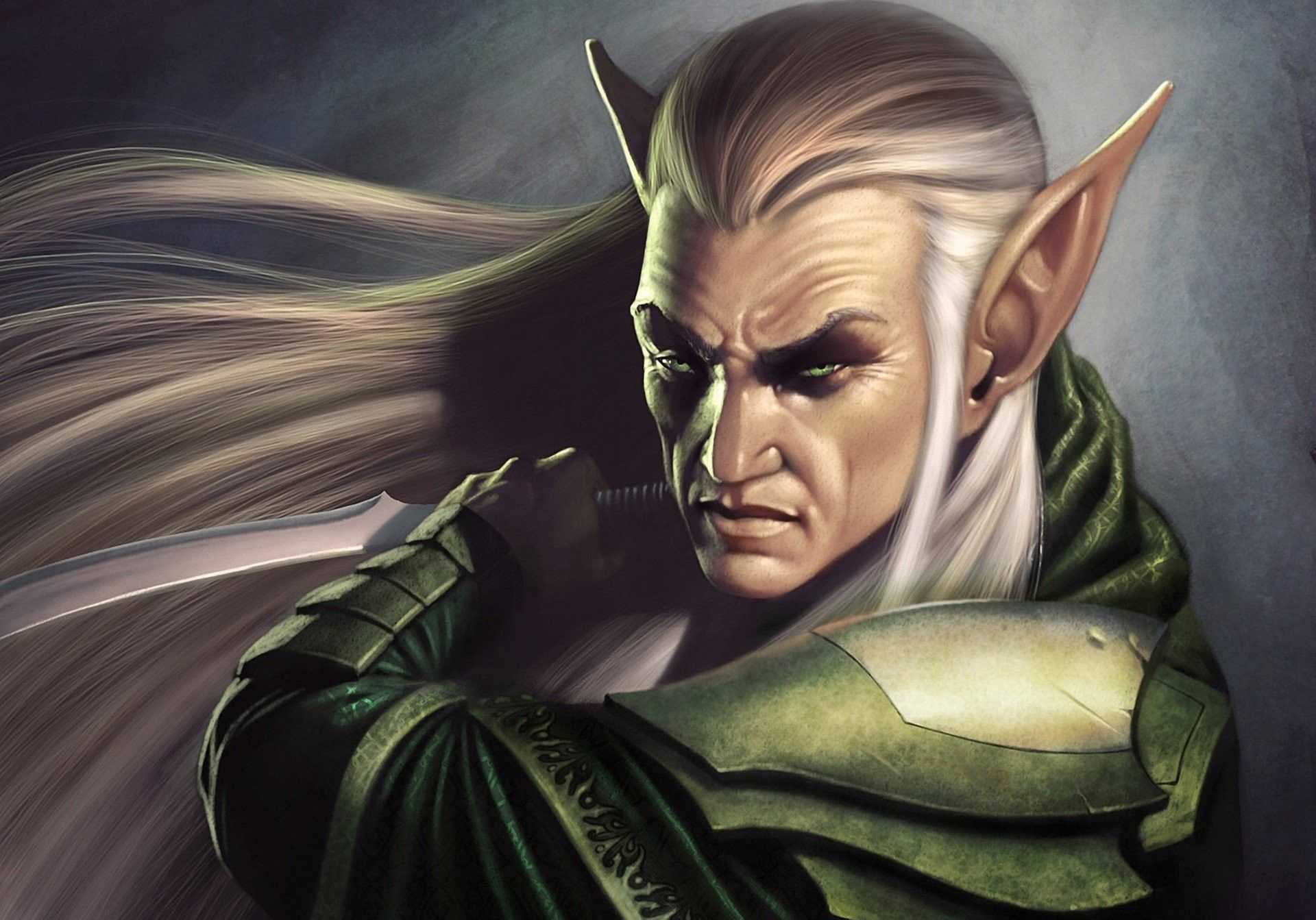 200 Male Elf Names
