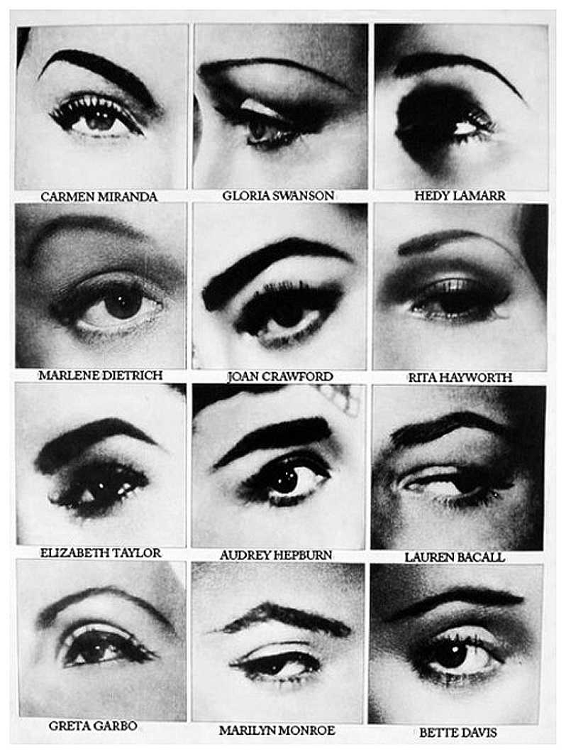 Celebrity Eyebrows