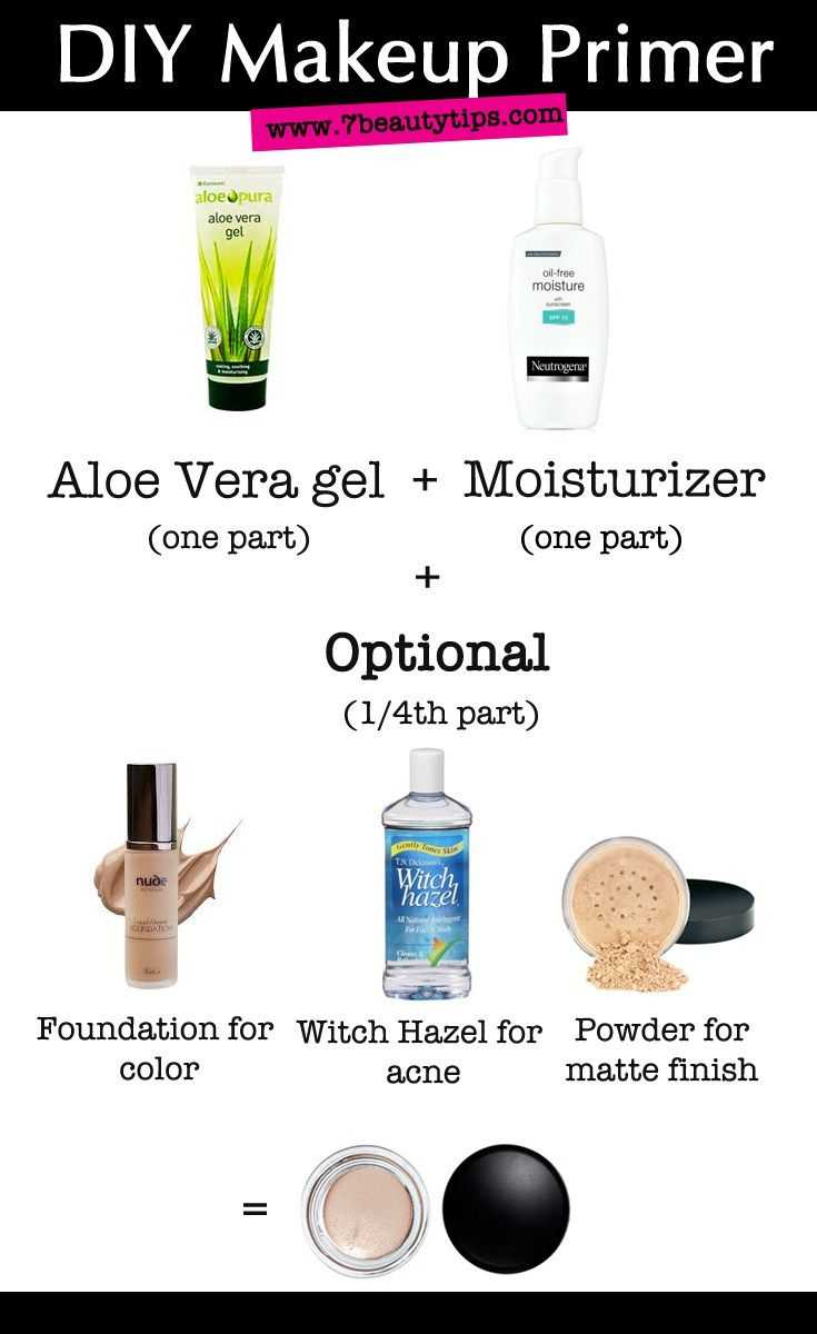 DIY Makeup Primer