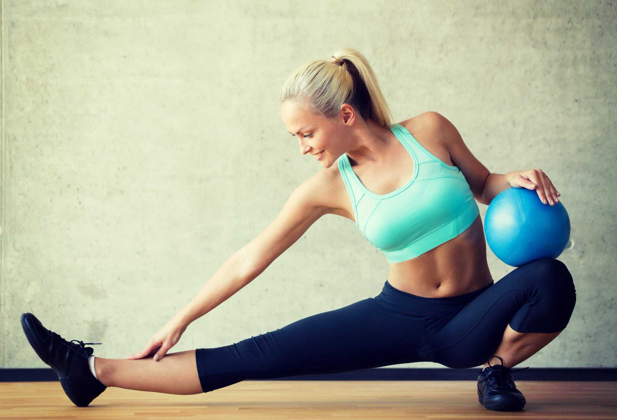 22 Stretching Exercises Infographics for Better Flexibility