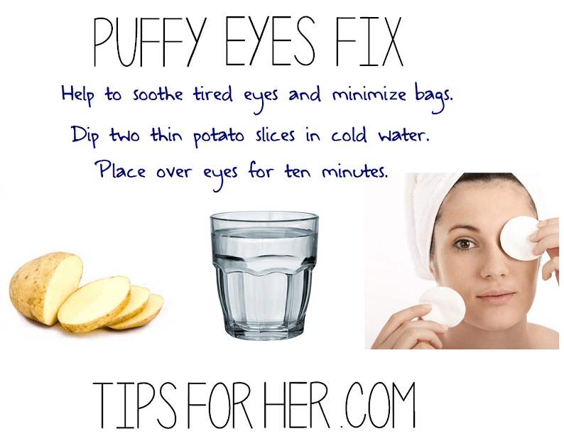 Puffy Eye Fix