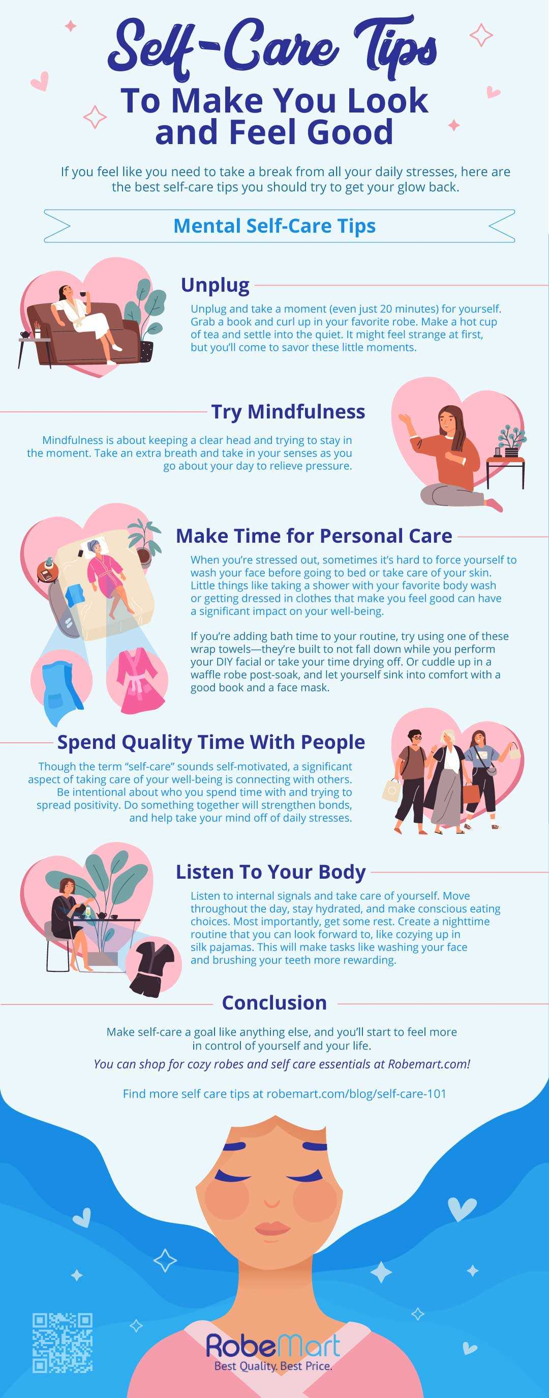 Self-Care Tips To Make You Look And Feel Good