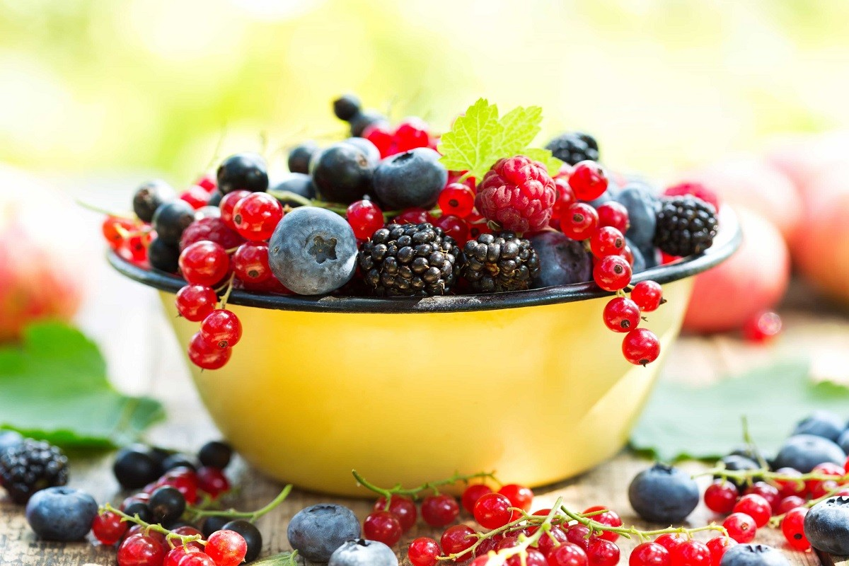 7 Berries with Amazing Health Benefits