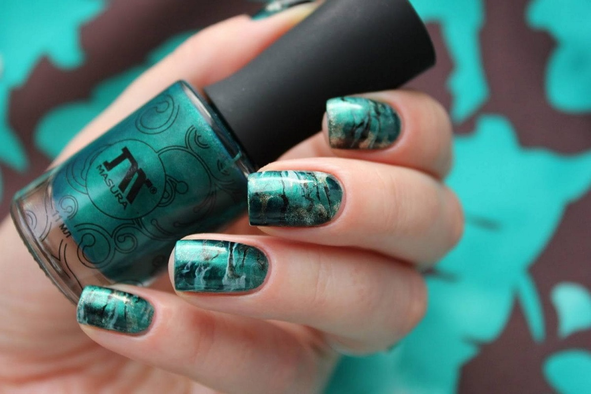 Water marble miracle