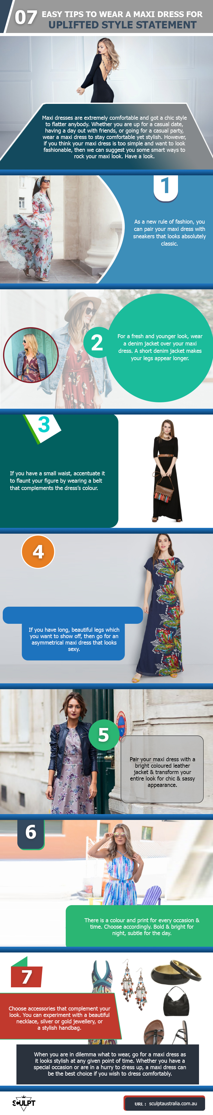 7 Easy Tips to Weare a Maxi Dress