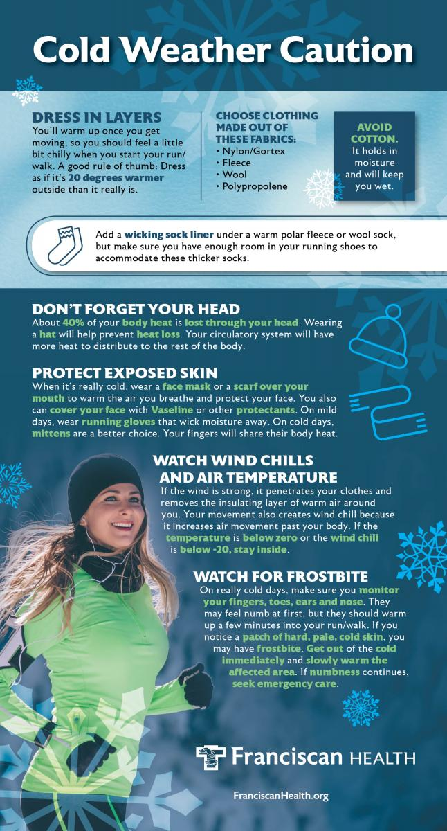 Cold Weather Exercise Tips