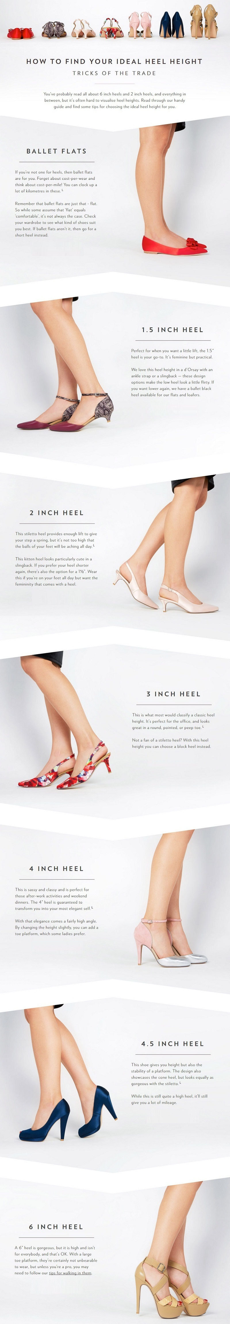 How to Choose Perfect Healthy Heels for Different Occasions