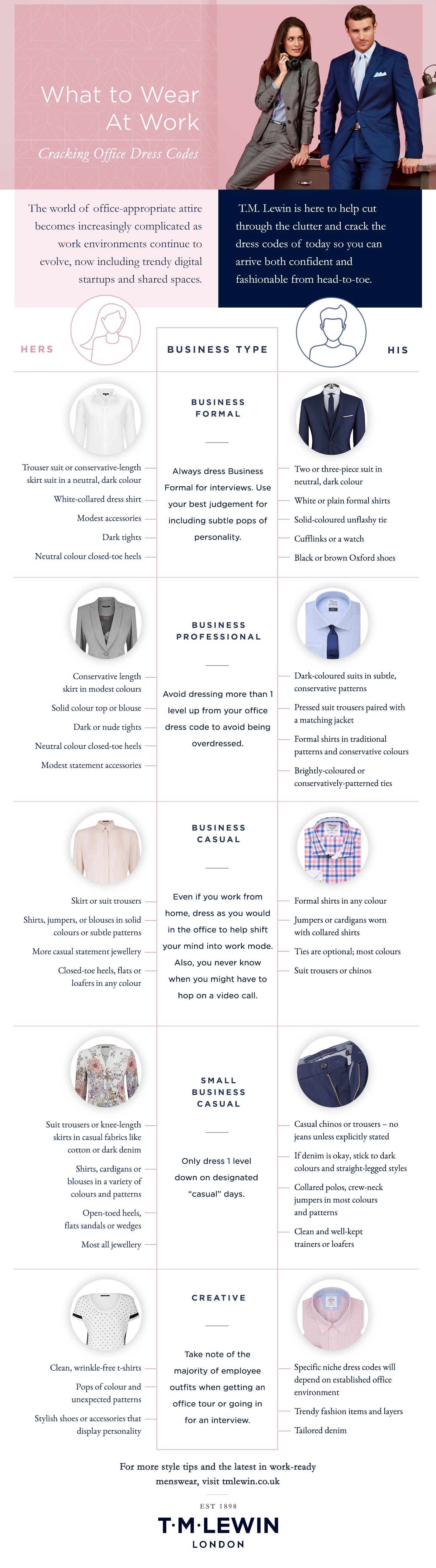 Navigating Workplace Dress Codes