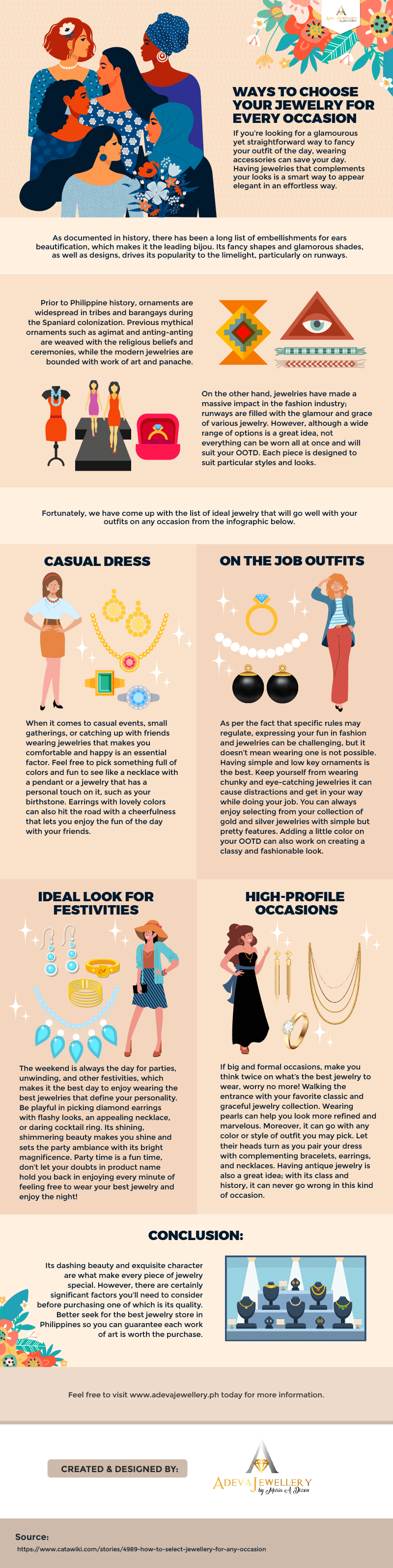 Ways to Choose Jewelry for Occasions