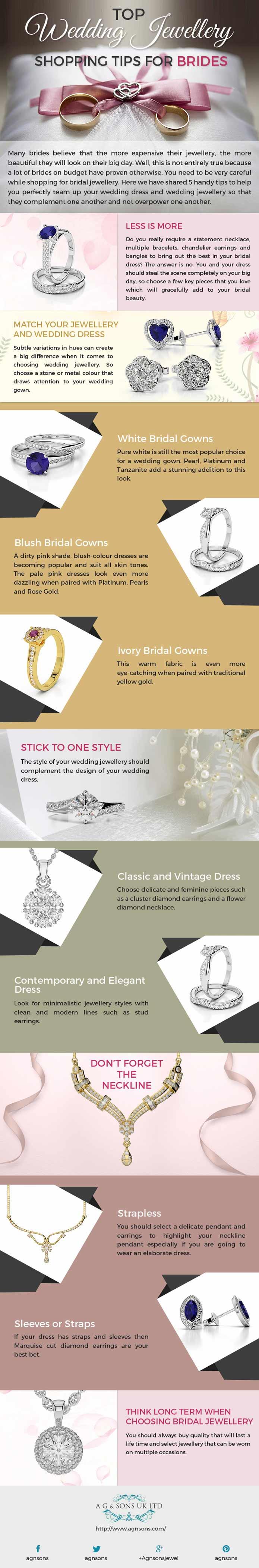 Wedding Jewellery Shopping Tips